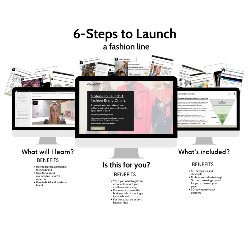 6-steps to launch