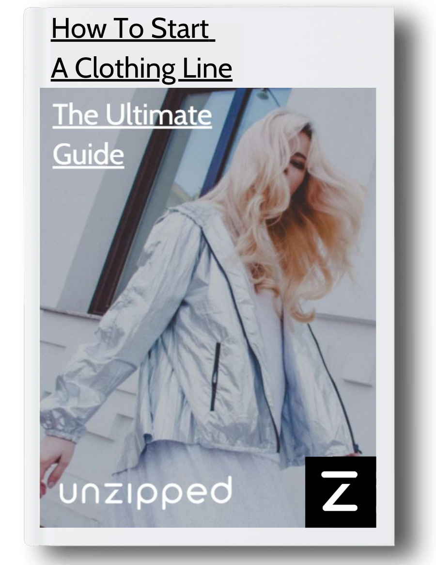 How To Start A Clothing Line - The Ultimate Guide