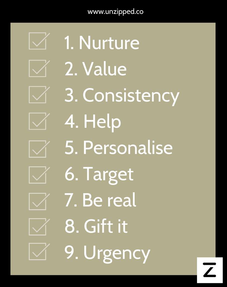 9 upselling tips