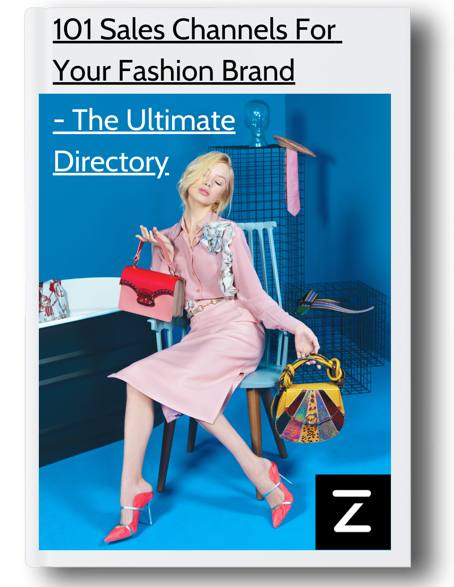 101 sales channels for your fashion brand