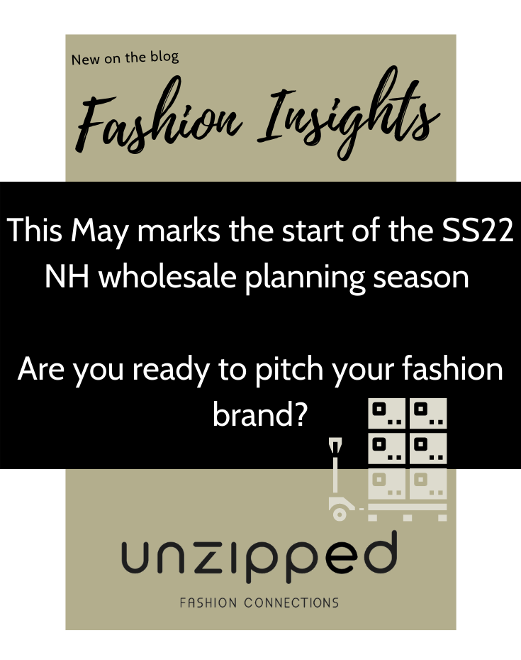 How to pitch your fashion brand to wholesale platforms