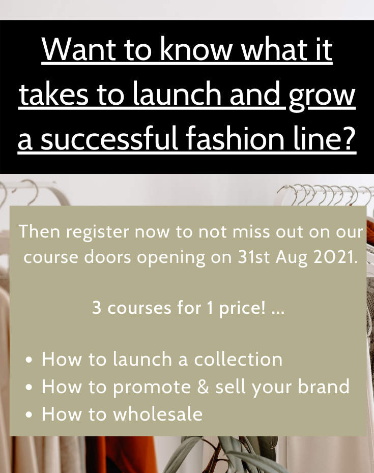 Register for our 3 course offer