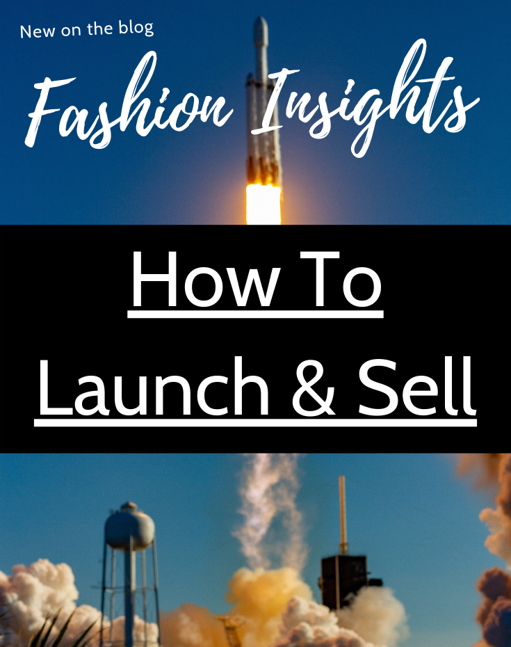 How to launch & sell