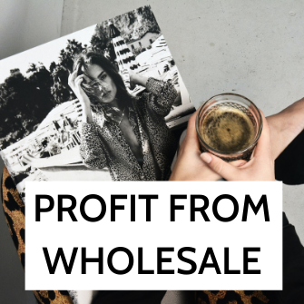 Profit from Wholesale Course