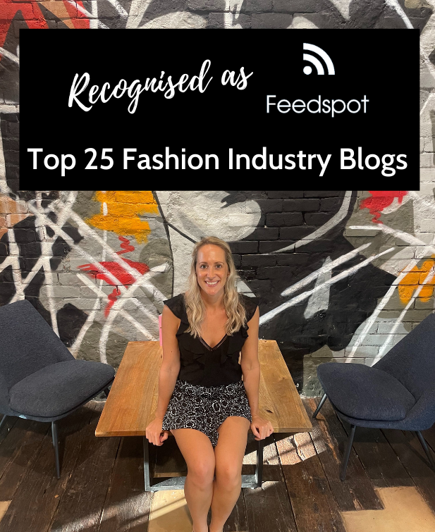 Top 25 Fashion Industry Blog